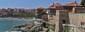 Sozopol, una de las ciudades más bellas del Mar Negro - Murallas-300x115