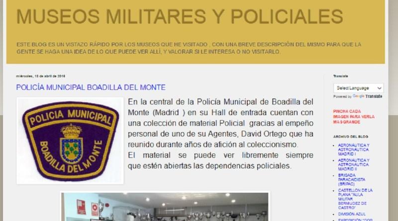 Otros blogs - Museos Militares y Policiales, de Serteco Único