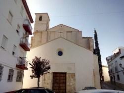 Setenil de las Bodegas - La Iglesia de Setenil