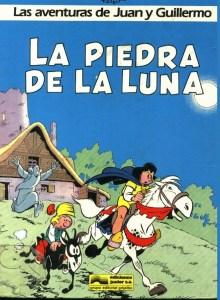 La Aldea Pitufa - La Piedra de la Luna