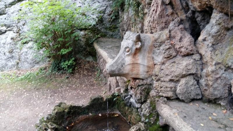 Los Jardines Artigas - Fuente del buey