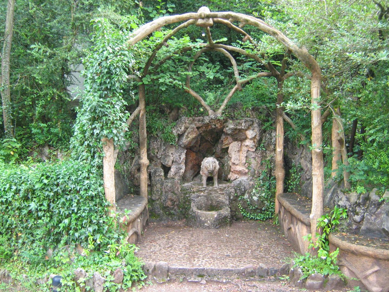 Los jardines artigas la pobla de lillet barcelona for Los jardines del califa