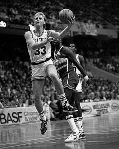 El Limpiabotas del Café Central - Larry Bird, el mejor jugador de baloncesto de la historia