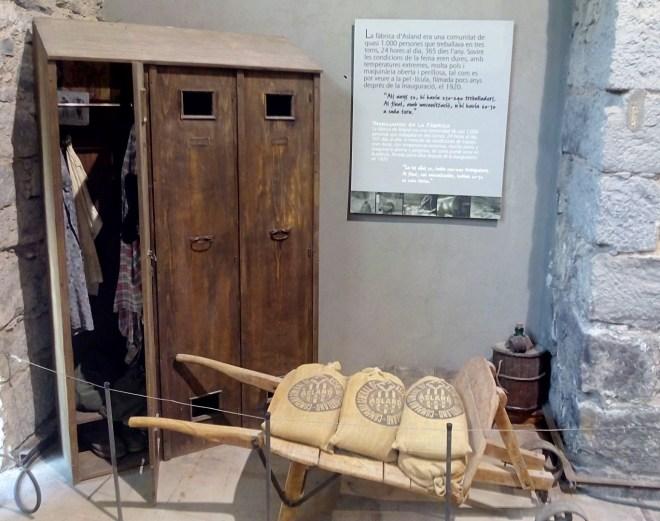 Museo del Cemento Asland - Vida en la fábrica