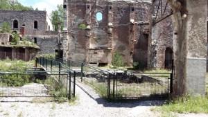 Museo del Cemento Asland - Ruinas edificio principal