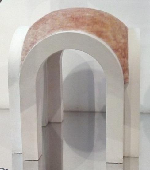 Museo del Cemento Asland - Bóveda tabicada o catalana.