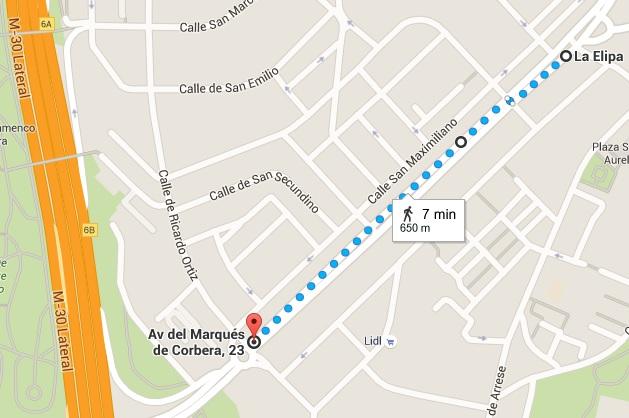 Coge el metro para ir a visitar al Dragón (1)