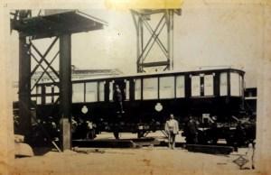 Estación Fantasma de Chamberí - Coches Cuatro Caminos
