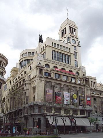 Estación Fantasma de Chamberí - Círculo de Bellas Artes (10)