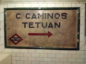Estación Fantasma de Chamberí - Dirección