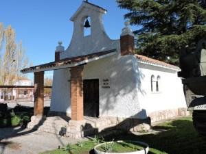 Museo de Carros de Combate - Vista de la Capilla