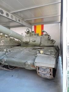 Museo de Carros de Combate - AMX-30 EM2, modernizado en España