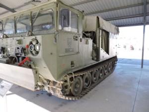 Museo de Carros de Combate - Siembraminas TOA-548