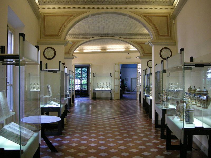 Farmacia Esteva. Museo de la farmacia de Santa María Novella de Florencia (3)