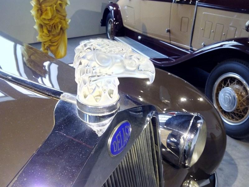 Museo Automovilístico - Águila del Delage