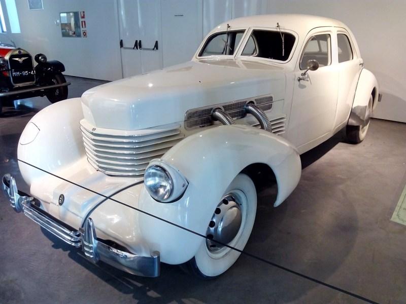 Museo Automovilístico - Cord Westchester (EEUU - 1937)