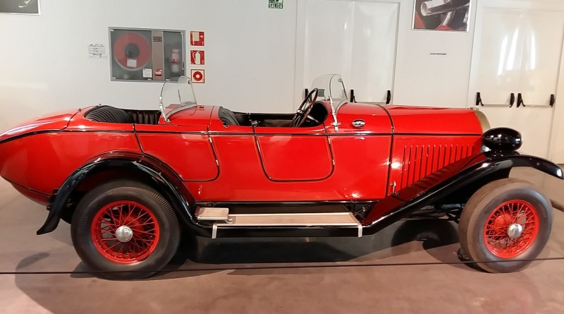 Museo Automovilístico - Fabrique National (Bélgica - 1930)