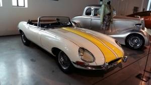 Museo Automovilístico - Jaguar E-Type (Reino Unido - 1962)