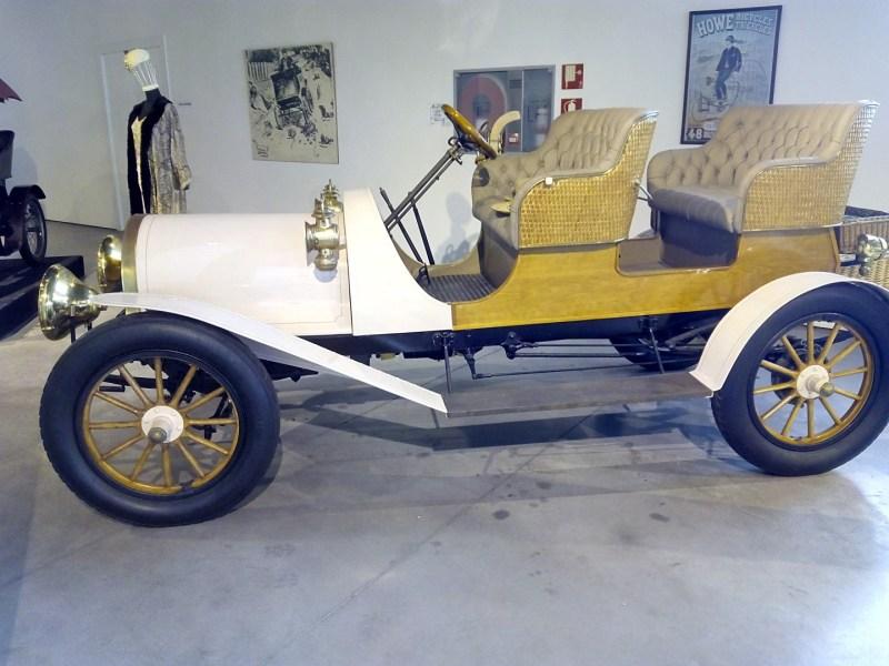 Museo Automovilístico - Richmond (EEUU - 1908)