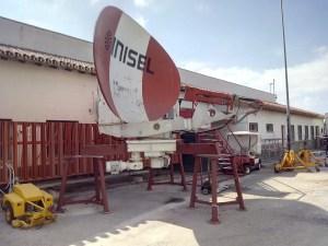 Museo de la Aviación - Radar Inisel - Marconi