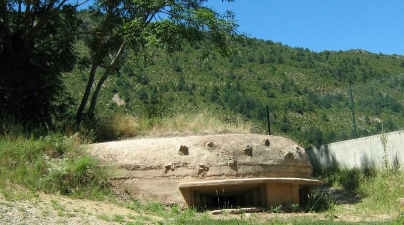Parque de los búnkeres - Puesto de observación