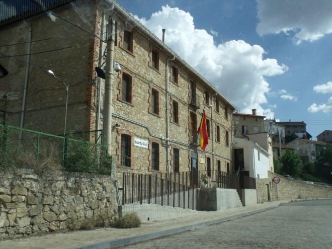 Museo de la Guardia Civil - Casa cuartel de Orihuela del Tremedal (Teruel) (5)