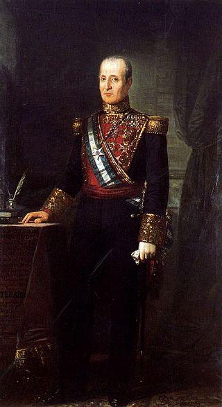 Museo de la Guardia Civil - José Ramón Rodil y Gayoso, fundador del Cuerpo de Carabineros (8)