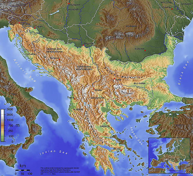 Tumba Ante Pavelic - Península de los Balcanes (3)