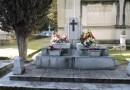 La tumba de un genocida
