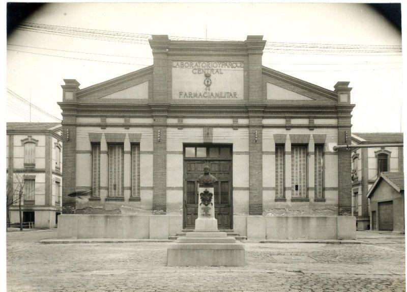 Museo Farmacia Militar - Laboratorio Central de Medicamentos de la calle Embajadores (8)