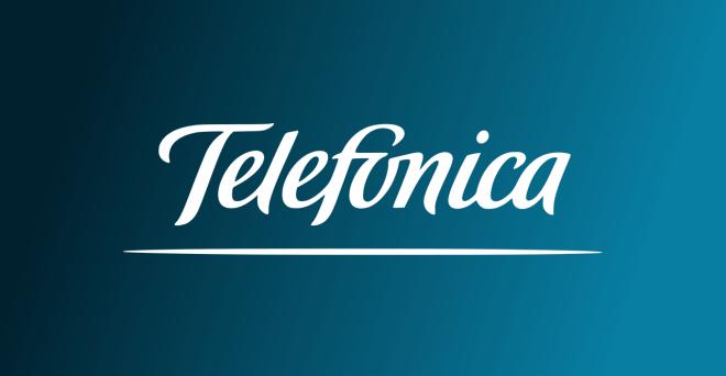 Museo de las Telecomunicaciones - Logotipo actual de Telefónica (10)