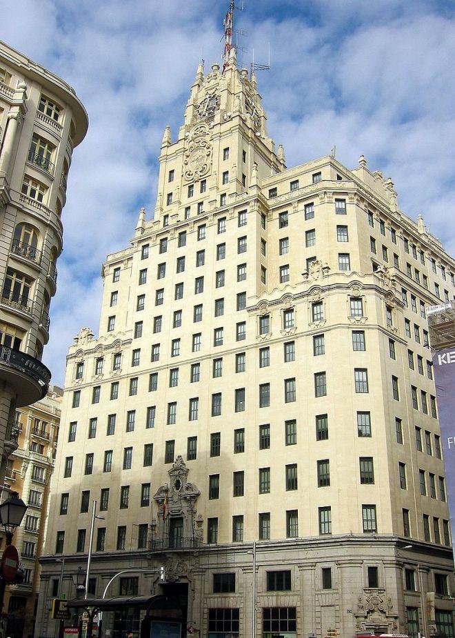 Museo de las Telecomunicaciones - Edificio Telefónica de la Gran Vía madrileña (13)