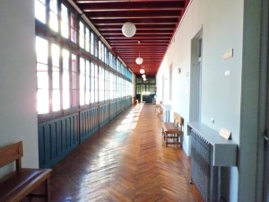 Museo de la Homeopatía - Pasillo planta primera