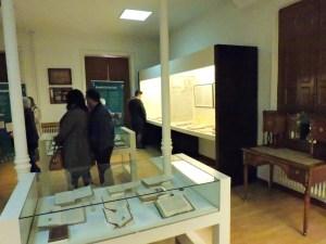 Museo de la Homeopatía - Las dos salas no son muy grandes, pero suficientes para conocer la historia de la homeopatía en España.