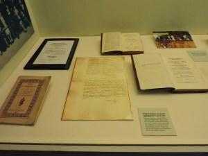 Museo de la Homeopatía - Libros y documentos de homeópatas españoles.