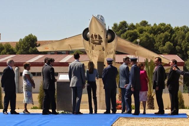 El Vuelo de Juan Olivert - Inauguración del monumento al primer vuelo de España, el 4 de septiembre de 2009 (8).