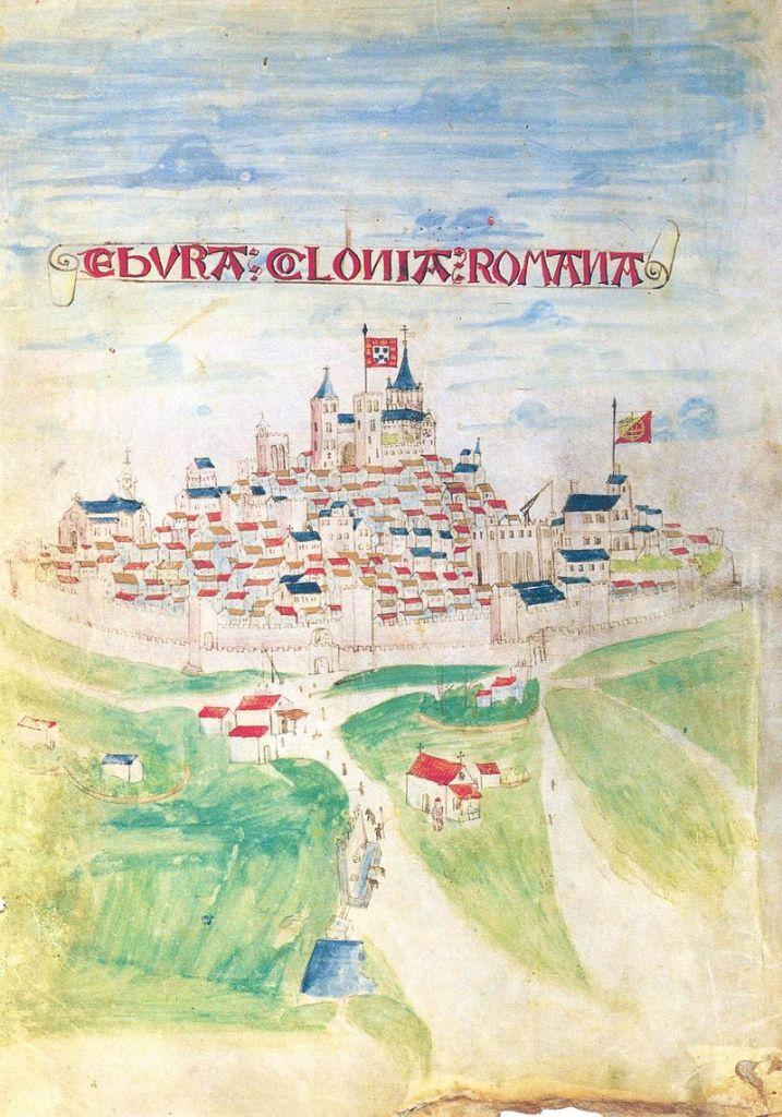Capilla Huesos Evora - Évora en el Siglo XVI (4).
