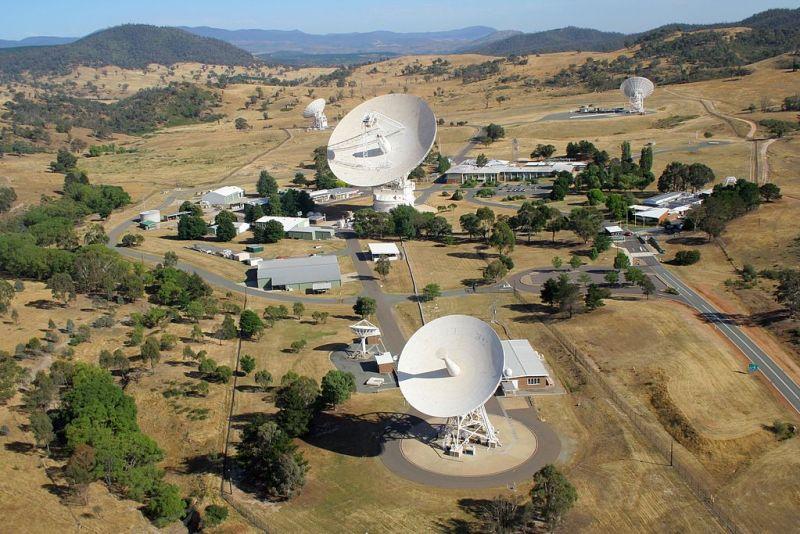 Deep Space Network - Red del Espacio Profundo - Madrid - Estación del Espacio Profundo de Tidbindilla, Australia (19).