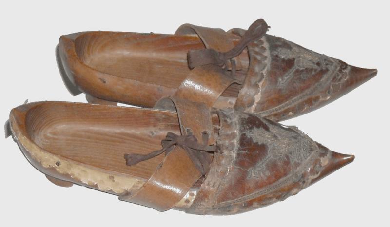 Museo del Zueco - Sabot francés de señora (6).