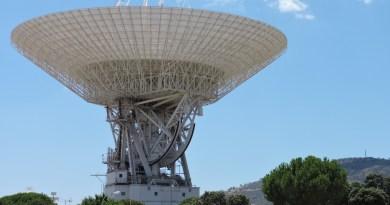 Deep Space Network - Red del Espacio Profundo - Madrid - Antena DSS-63.