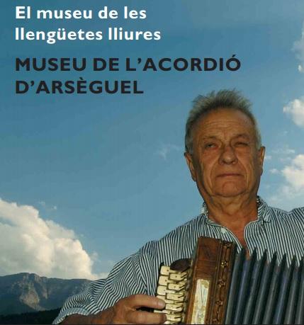 Museo del Acordeón - Artur Blasco, fundador del Museo del Acordeón.