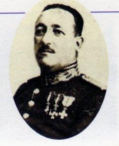 Colegio del Mapa - General Enrique Cano Ortega, Gobernador Civil y Alcalde de Málaga (3).