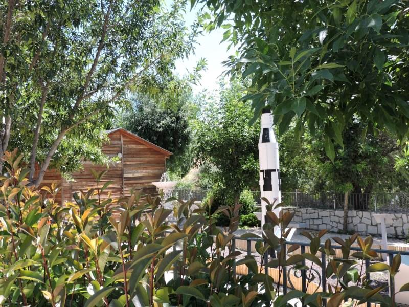 Museo Lunar - El Museo Lunar se encuentra en las afueras del pueblo de Fresnedillas, en la Carretera de Colmenar de Arroyo.