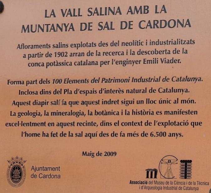 La Montaña de Sal - A pesar de la publicidad, la Montaña de Sal no es única en el mundo, ya que los yacimientos salinos son relativamente frecuentes.