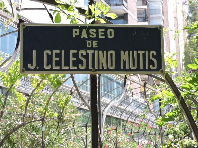 Jardín Botánico Madrid - Celestino Mutis, sacerdote, médico precursor de la sanidad pública en Nueva Granada y eminente botánico.