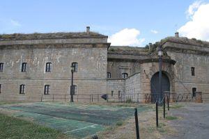 Museo de Miniaturas Militares - El Fuerte Rapitán, primera ubicación de la colección de miniaturas militares (3).