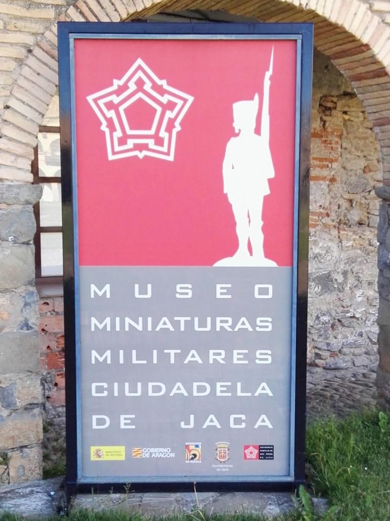 Museo de Miniaturas Militares - Entrada al Museo de Miniaturas Militares.