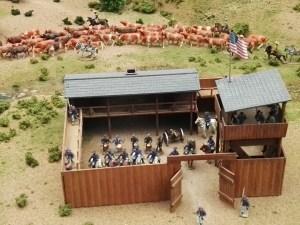 Museo de Miniaturas Militares - La Conquista del Oeste