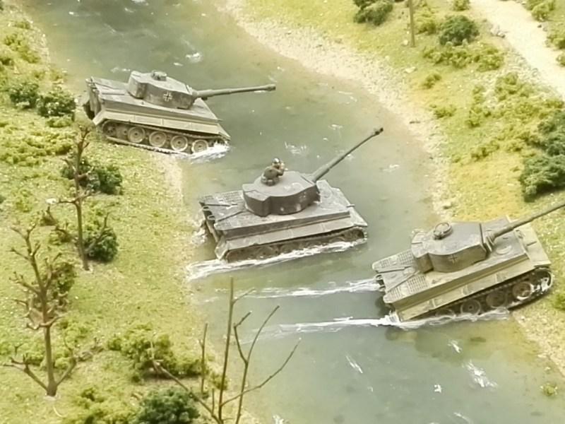 Museo de Miniaturas Militares - La II Guerra Mundial.