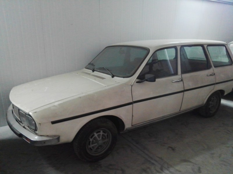 Almacén del MUNCYT - Renault 12 Familiar.